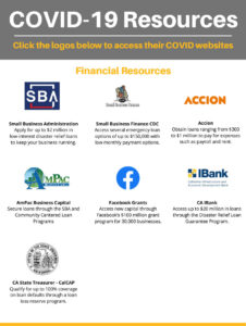 COVID-19 Financial Resources 1