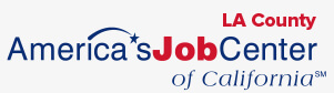 LA County Americas Job Center Logo